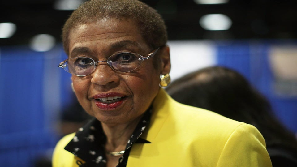 Rep. Eleanor Holmes Norton, Democratic Candidate U.S. House District of Columbia At-large District