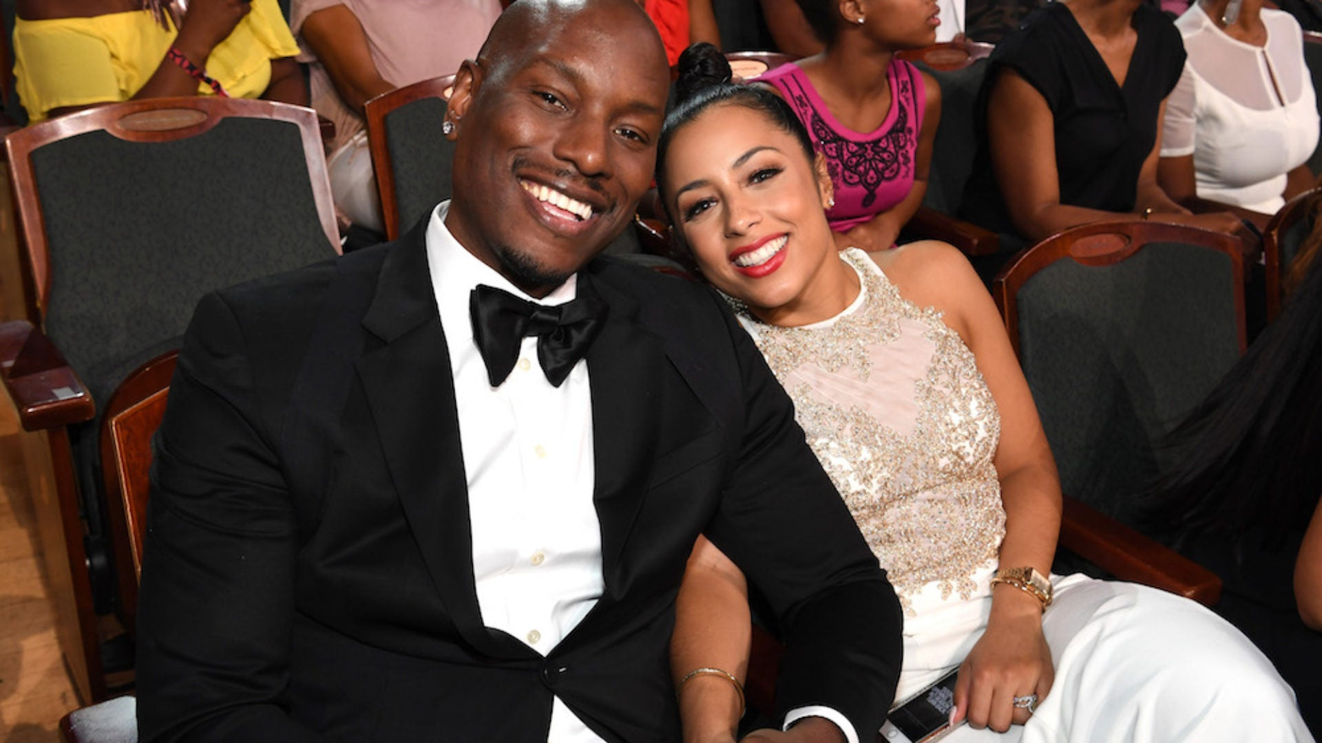 Tyrese Welcomes Baby Girl With Wife Samantha Lee