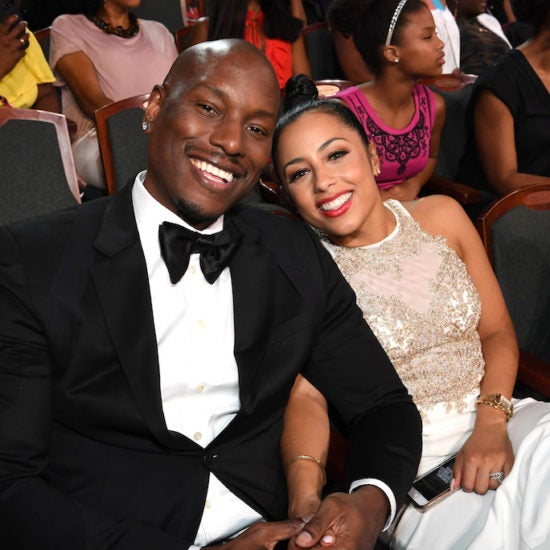 Congrats! Tyrese Welcomes Baby Girl With Wife Samantha Lee