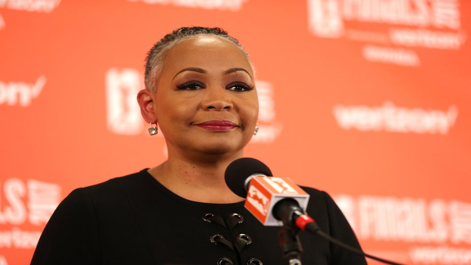 Former Time's Up President Lisa Borders Stepped Down Because Of Sexual Assault Allegation Against Son