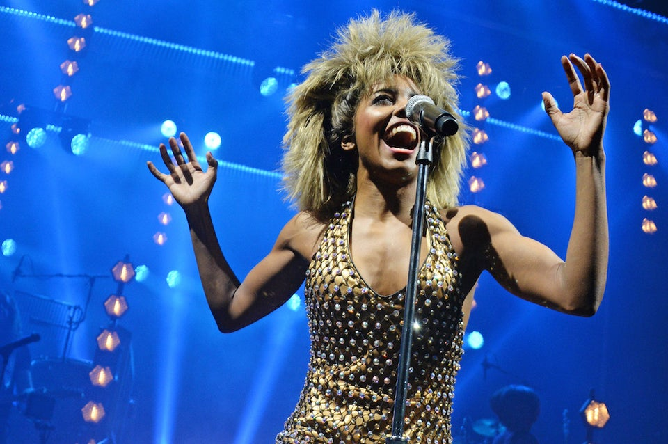 A Tina Turner Musical Is Headed To Broadway