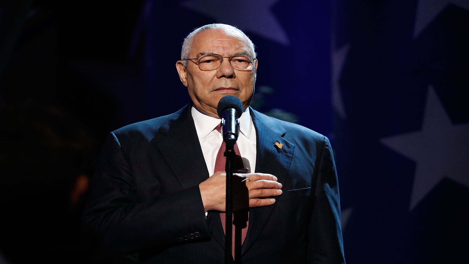Colin Powell Had Some Time For President Donald Trump