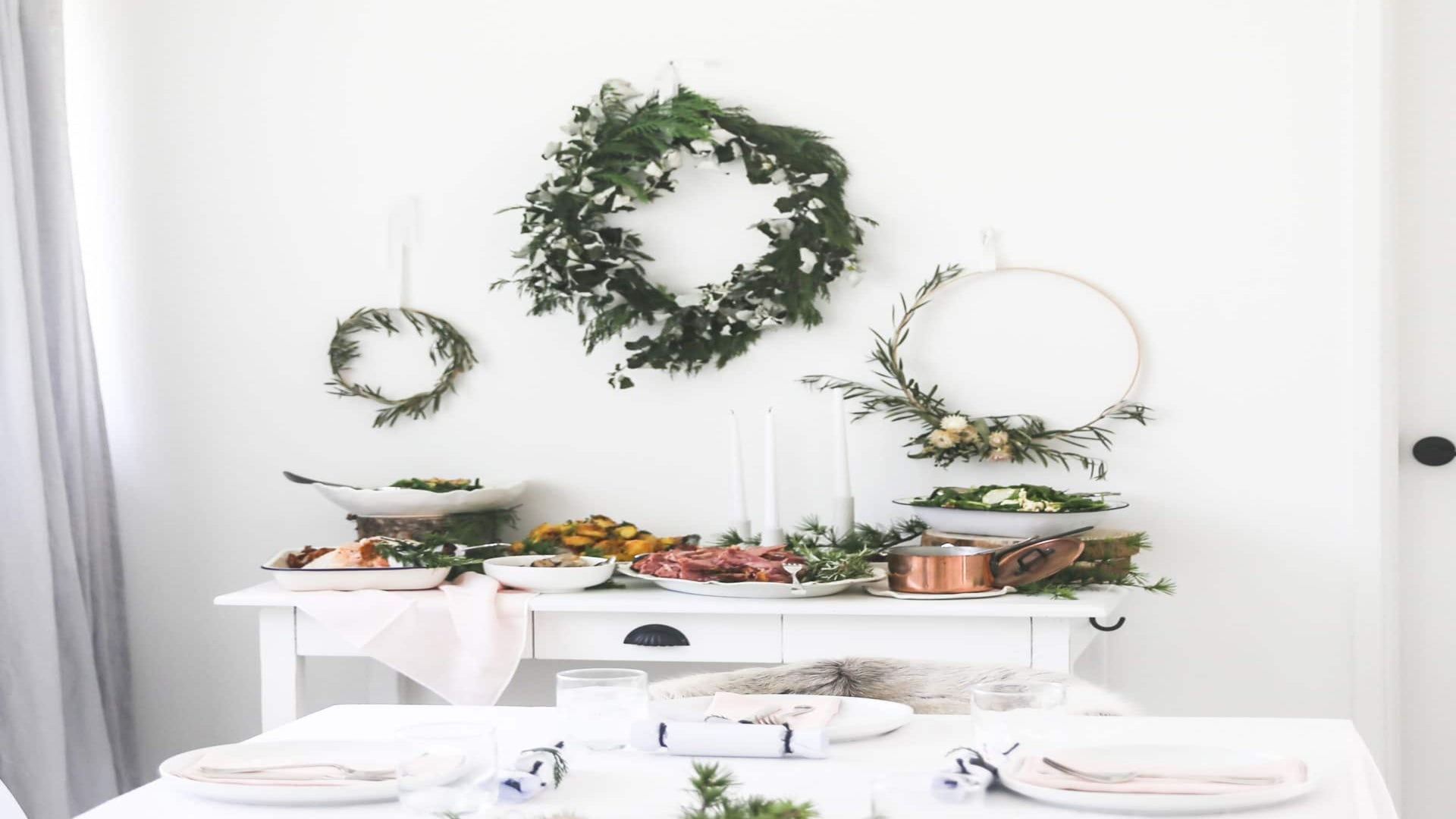 Give Your Home A Holiday Makeover With These Simple DIY Tips