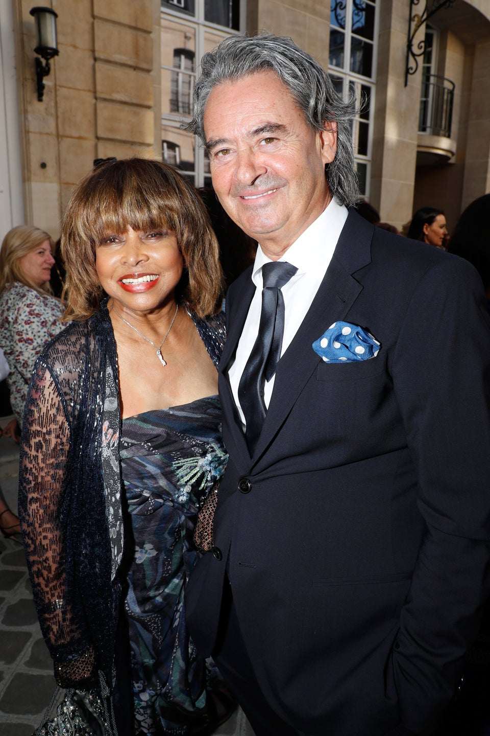 Tina Turner's Husband Saved Her Life By Donating A Kidney For Life-Saving Transplant