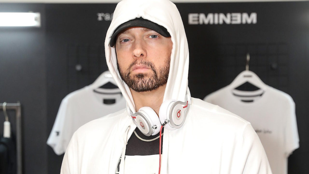Is Eminem To Blame For Last Weekend's Empire State Building Light Show?