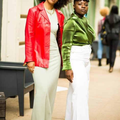 ICYMI: The Inaugural ENVSN Festival Set The Stage For Empowering Conversation, Performances AND Fashion!