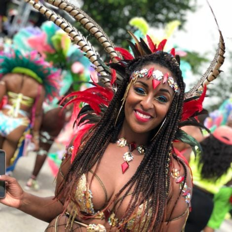 10 Festive Costumes We Loved At Miami Carnival 2018