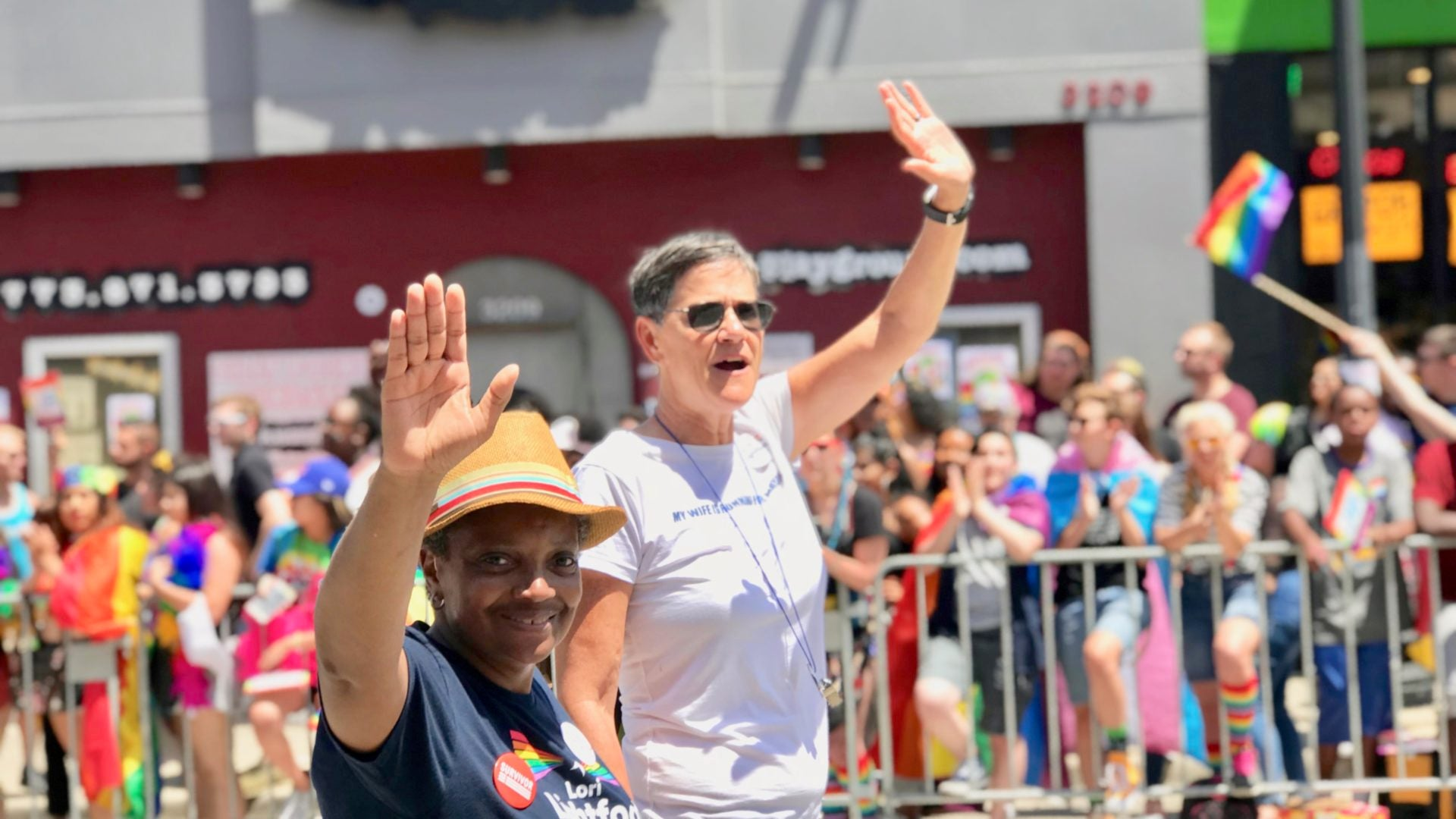 Chicago Mayoral Candidate Lori Lightfoot Shares Her Coming Out Story
