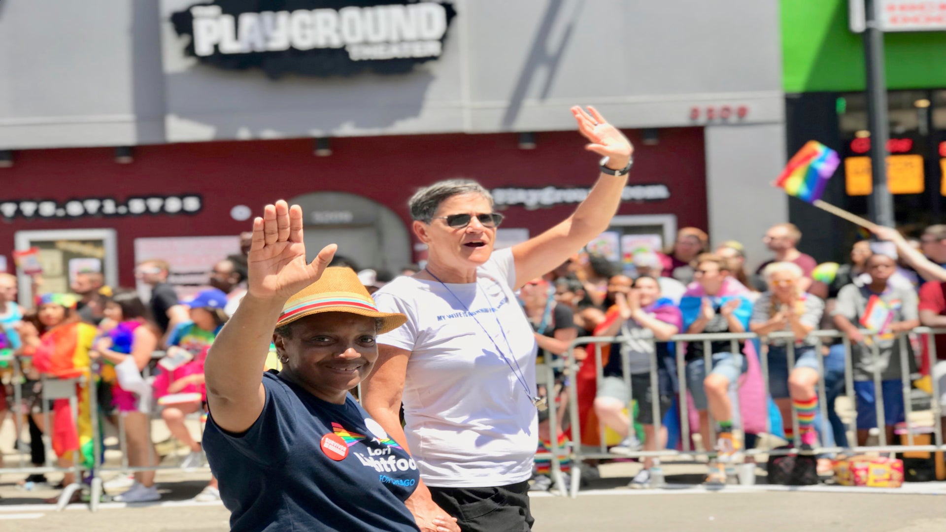 Opinion: Chicago Mayoral Candidate Lori Lightfoot Shares Her Coming Out Story