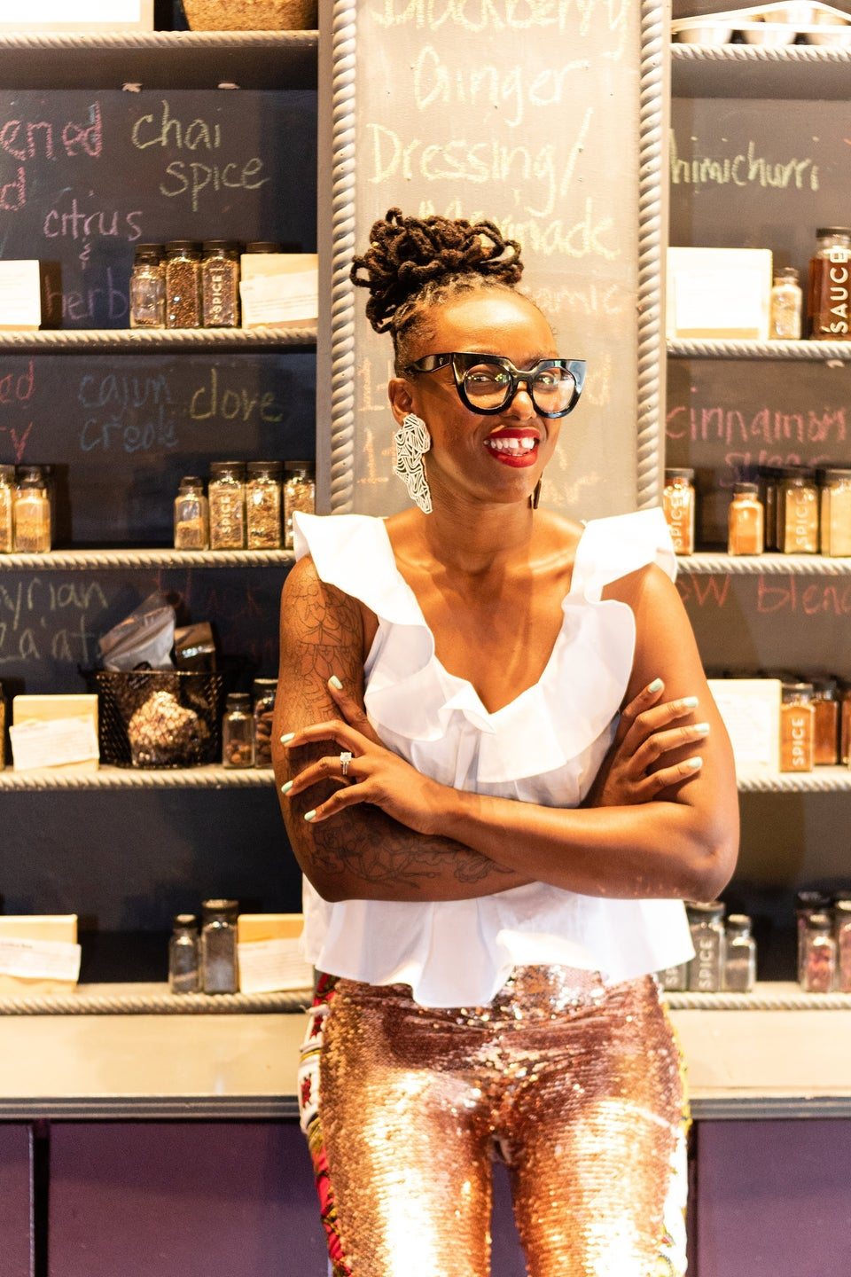 Meet The D.C. Spice Queen Helping To Strengthen Her Community While Living Her Entrepreneurial Dream