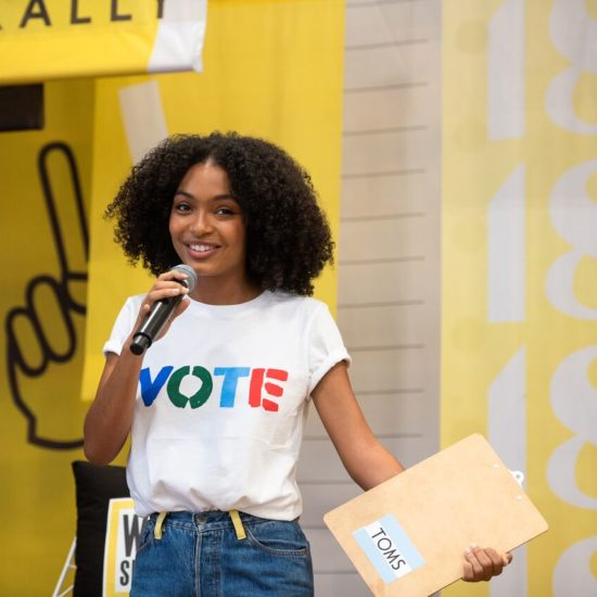 America's Youth Has A Message For America: On Yara Shahidi's Inaugural #WeVoteNext Youth Summit
