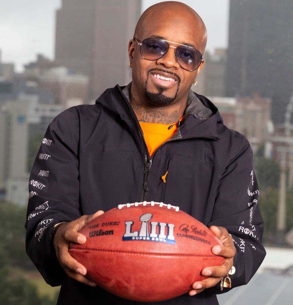 Jermaine Dupri Picked To Produce 'Welcome To Atlanta' Series Of Concerts Before Super Bowl LIII