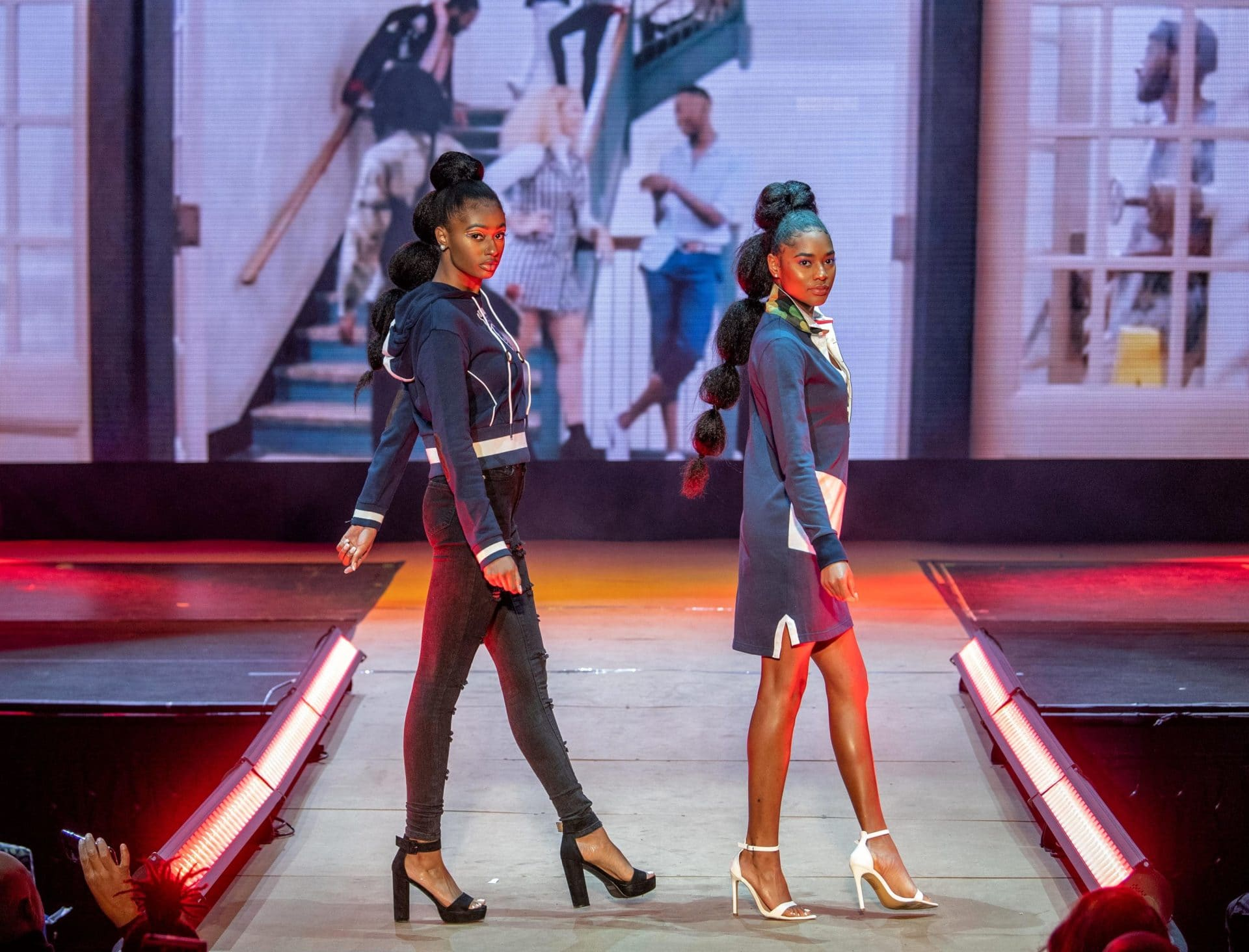 Howard's Homecoming Fashion Show Tied Beauty, Brains & Family Legacy Together