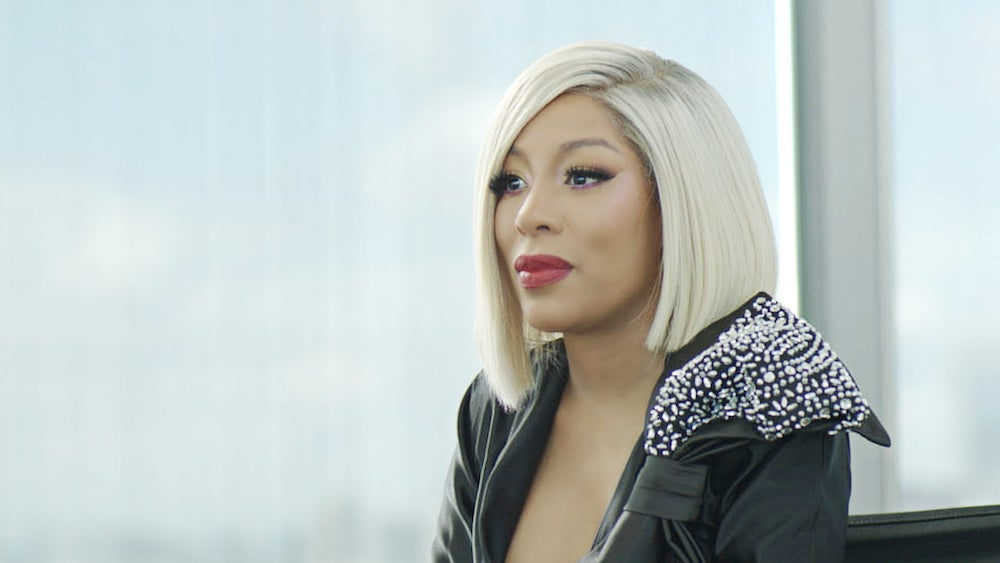 K. Michelle Opens Up About 'Feeling Trapped' In R. Kelly's ...