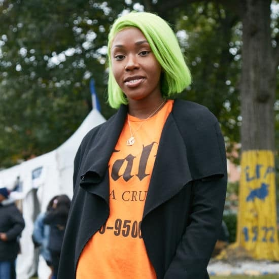 These Street Style Outfits Stormed The Yard At Howard's Homecoming