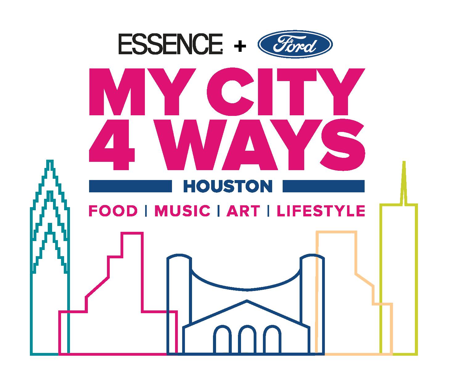 My City 4 Ways Houston