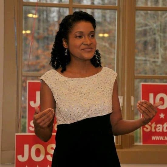 Miranda Joseph, Democratic Candidate For Alabama State Auditor