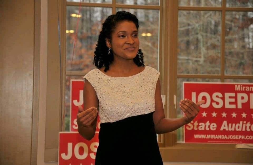 Miranda Joseph, Democratic Candidate For Alabama State Auditor