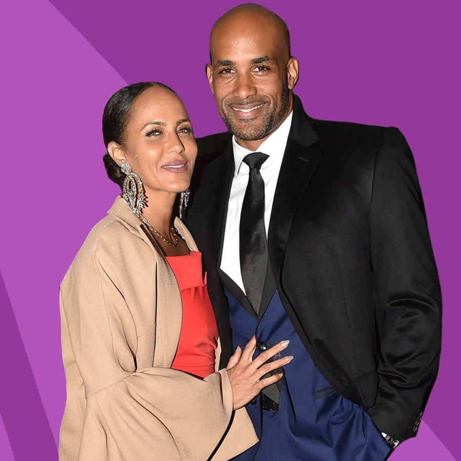 Boris Kodjoe Posted A Sexy Thirst Trap Photo For Wife Nicole Ari Parker and Every Woman On The Internet Fell In Love
