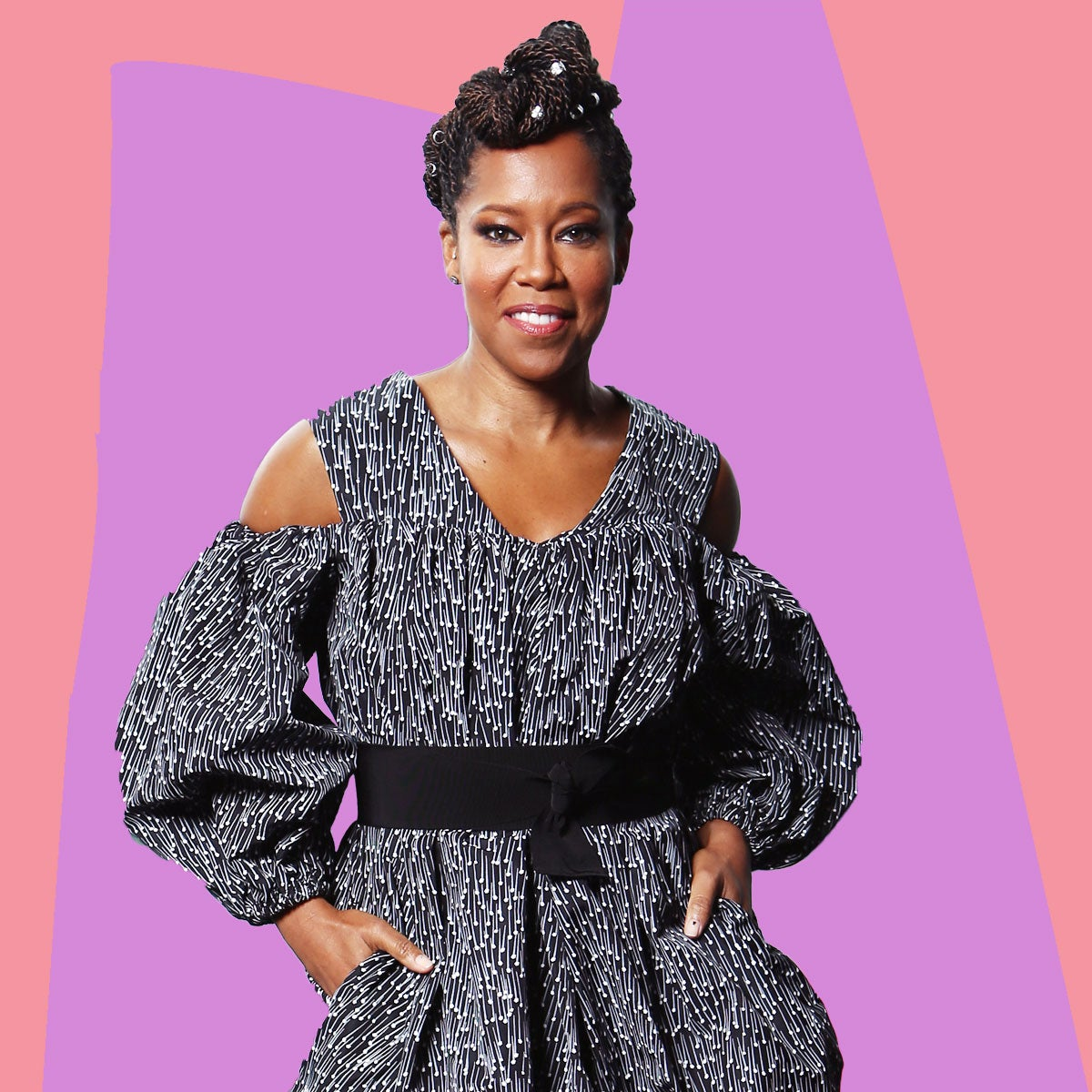 Regina King Doesn't Mind Making People 'Uncomfortable' With Her Movies