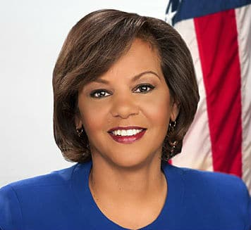 Rep. Robin Kelly, Democratic Candidate For Illinois's 2nd Congressional District