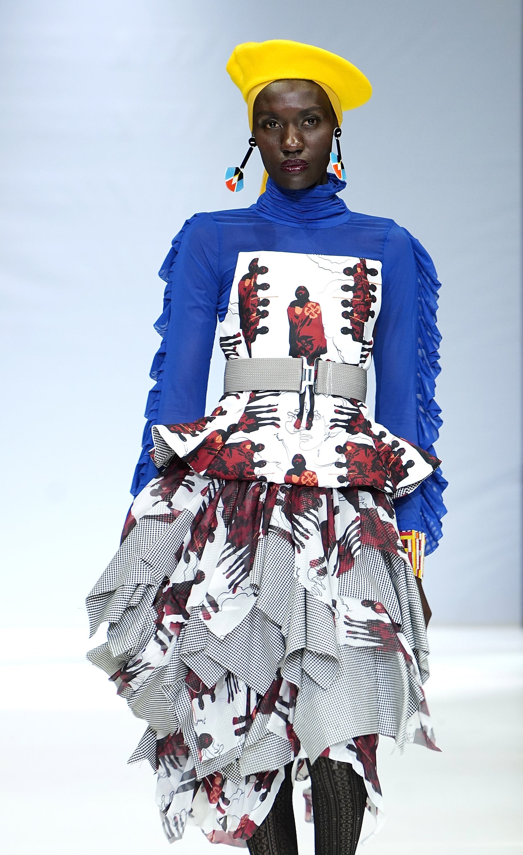 south african fashion week commemorates 21 years of