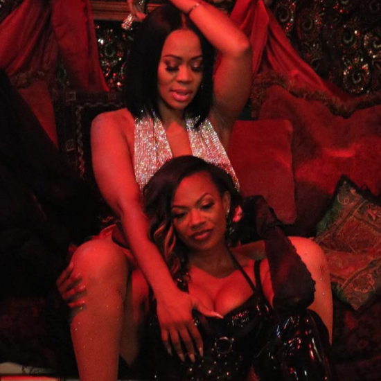 Kandi Burruss Invites Friends And Fans To The Dungeon