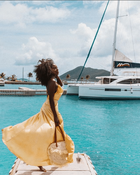 8 Black Travelers Giving Us Serious Luxe Travel Goals on Instagram