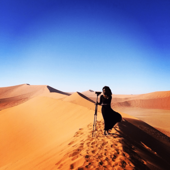 10 Times Black Women Killed It While Traveling Through Africa