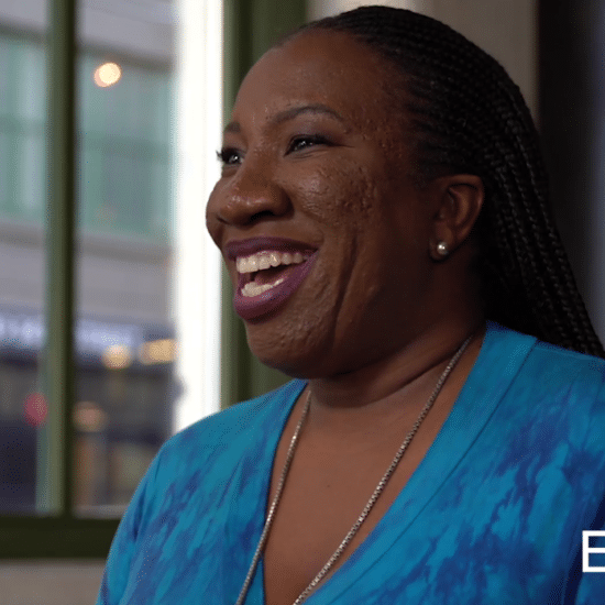 Watch November Issue Guest Editor, Tarana Burke Share The Impact Of A Black Woman Having The Biggest Voice In The Movement