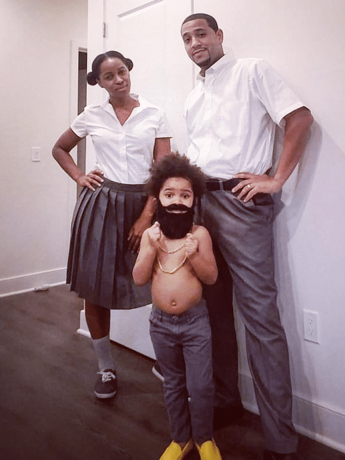 Halloween Goals! Family Recreates 'This Is America' Video Looks to Remind You To Vote