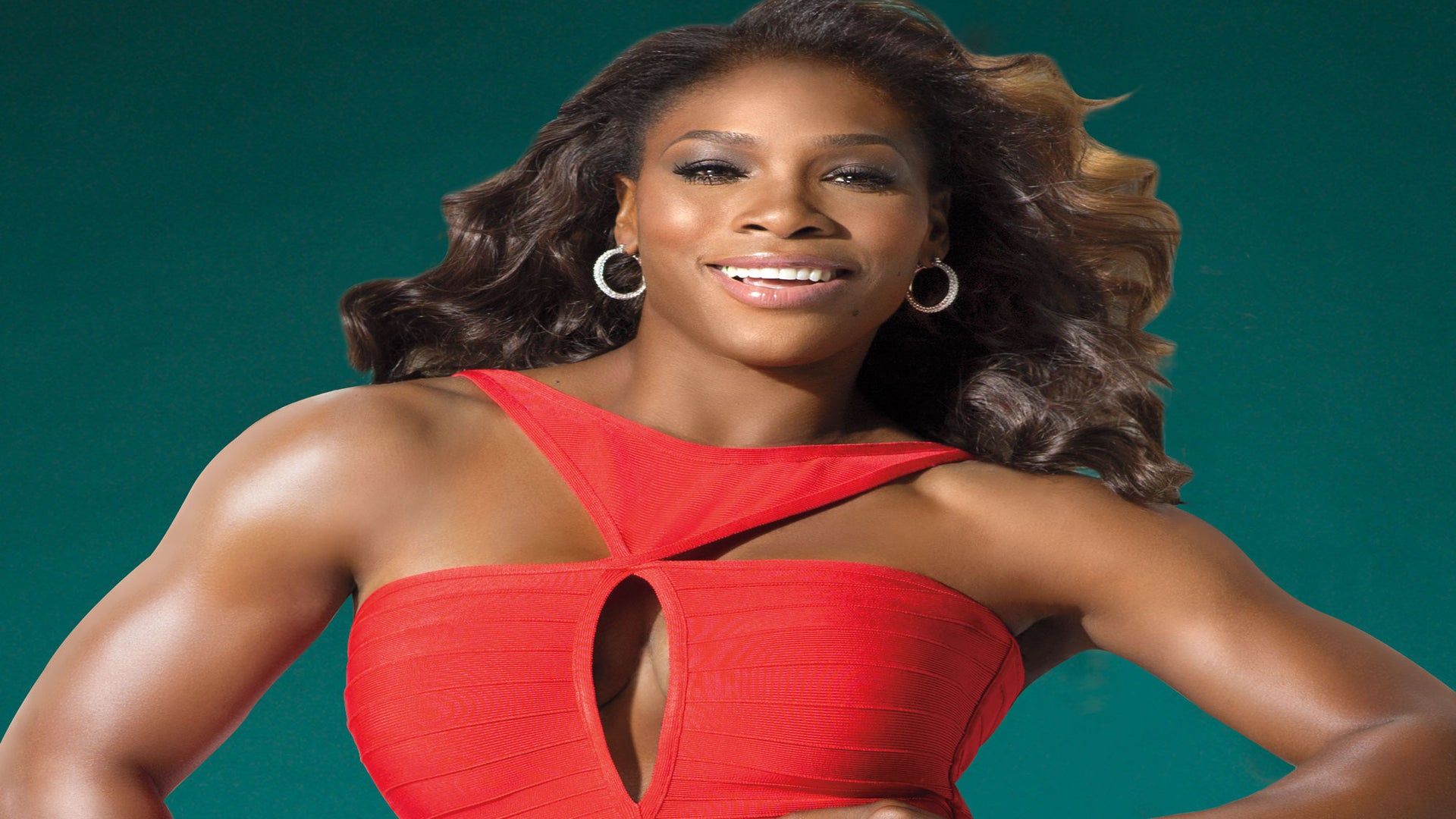 Serena Williams Sings 'I Touch Myself' To Raise Breast Cancer Awareness