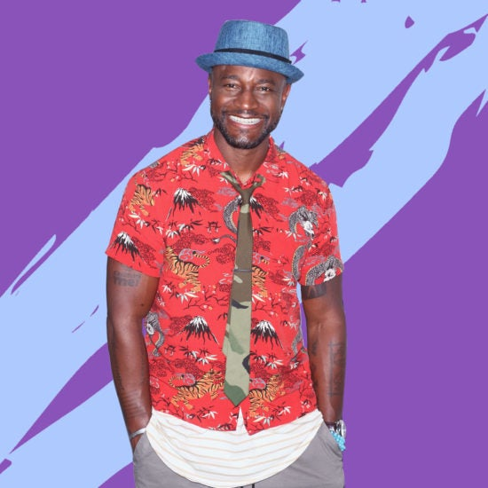 Why Taye Diggs Is Choosing to Focus On Fatherhood Instead of Getting Remarried