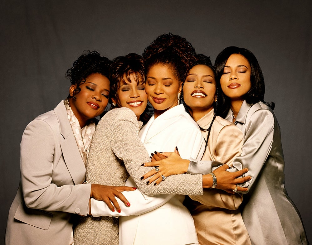 Angela Bassett Breaks Down How 'Waiting To Exhale' Paved The Way For More Women-Led Programming