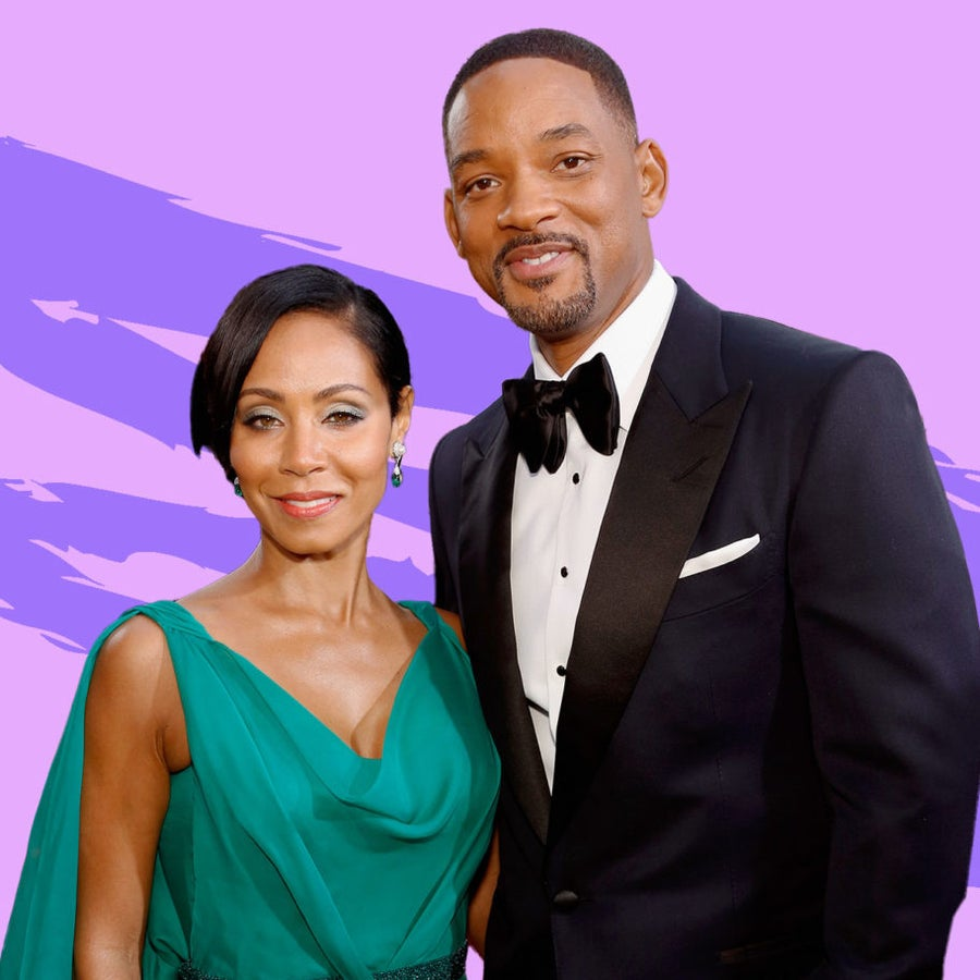 Jada Pinkett Smith Says She's 'Not Mature Enough' To Get A Divorce