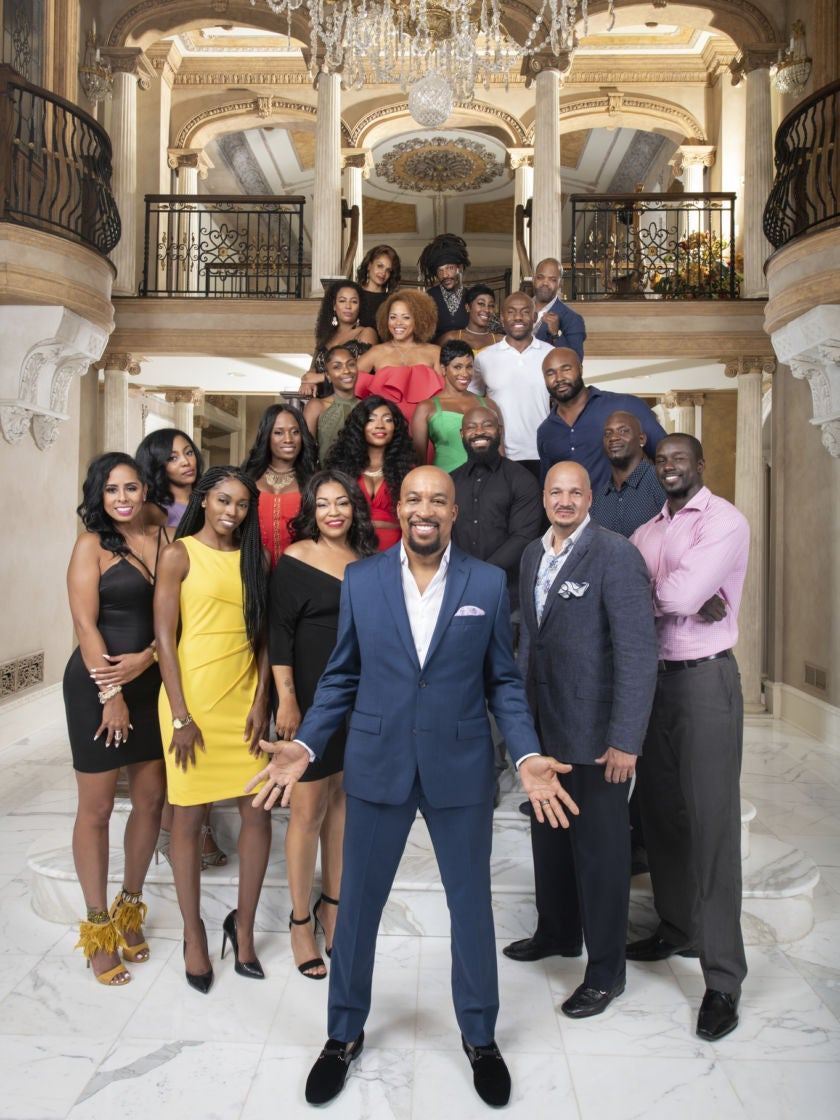 EXCLUSIVE: New OWN Reality Show 'Ready to Love' Explores The Dating Game From The Black Man's Perspective