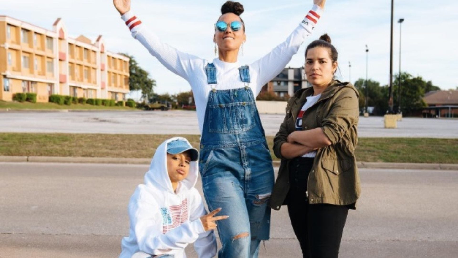 Alicia Keys Takes A Girls Trip To Get Out The Vote In Dallas