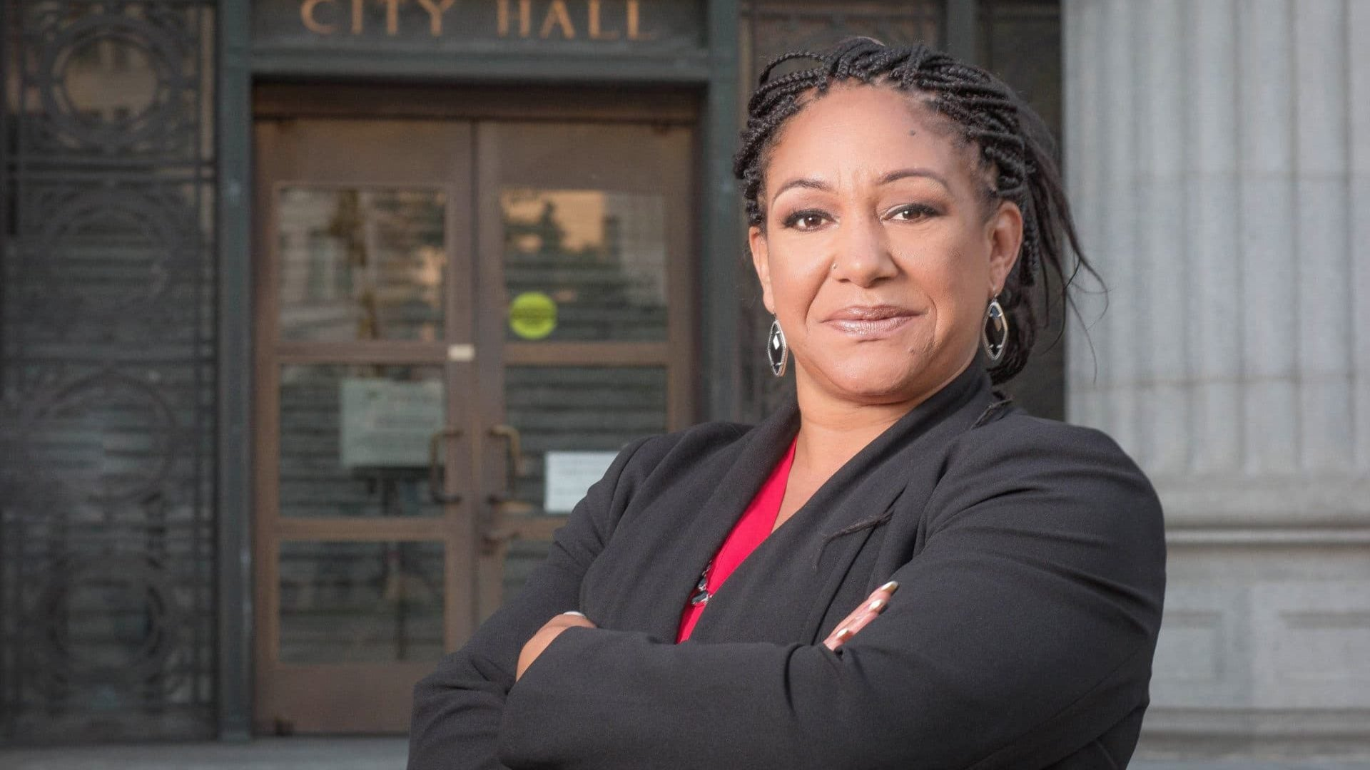 Cat Brooks, Independent Candidate for Mayor of Oakland, CA