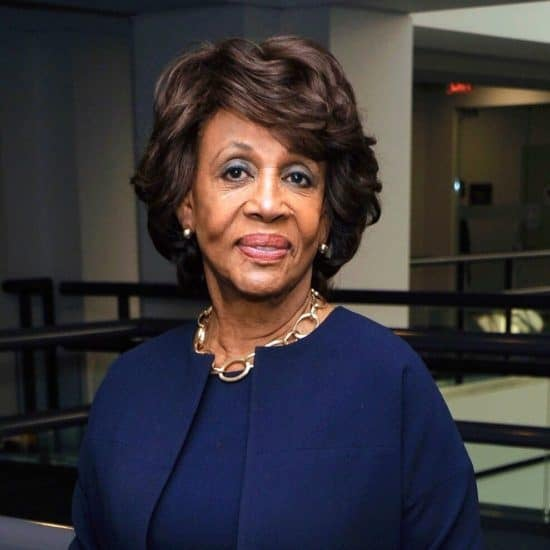 Rep. Maxine Waters, Democratic Candidate For California's 43rd District
