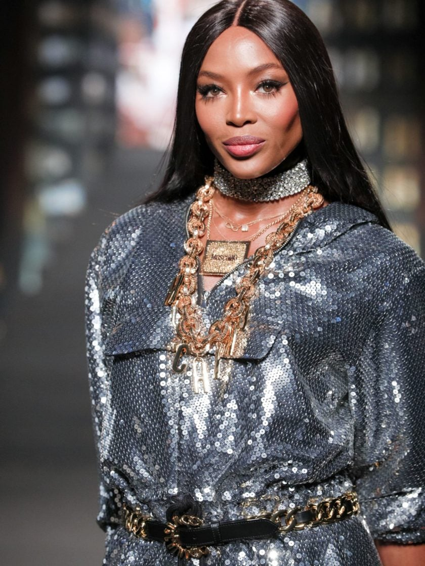 Naomi Campbell Lands First-Ever Beauty Campaign As the New Face of NARS