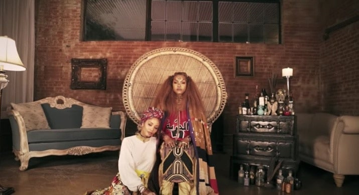 Erykah Badu Makes Regal Cameo In Neelam Hakeem's 'I'll Be The King' Video