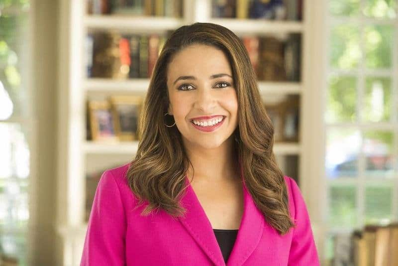 Erika Harold, Republican Candidate For Illinois Attorney General