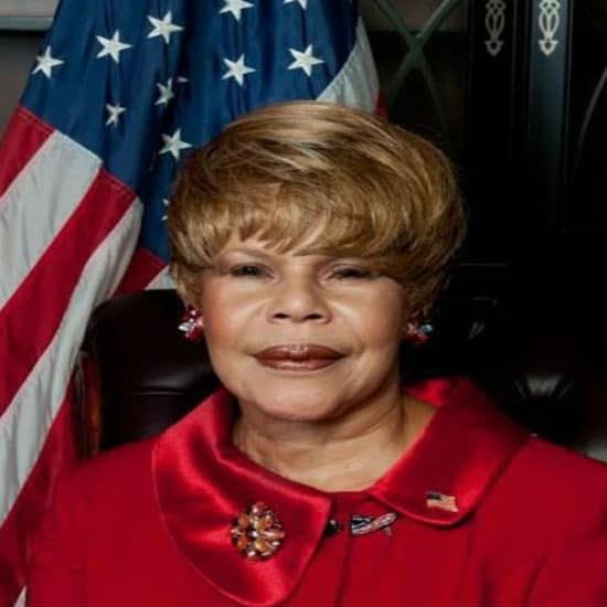 Shirley J. McKellar, Democratic Candidate For Texas's 1st Congressional District