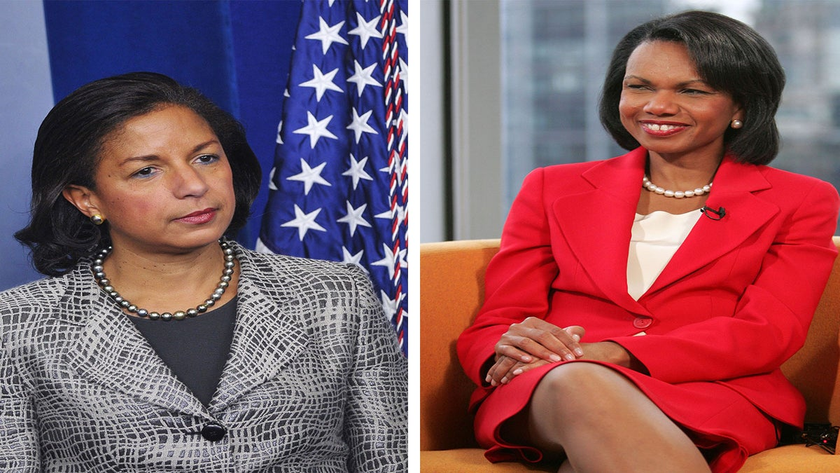 Just An FYI, Condoleezza Rice And Susan Rice Are Not The Same Person