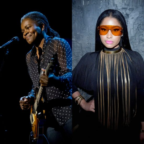 Tracy Chapman Is Suing Nicki Minaj