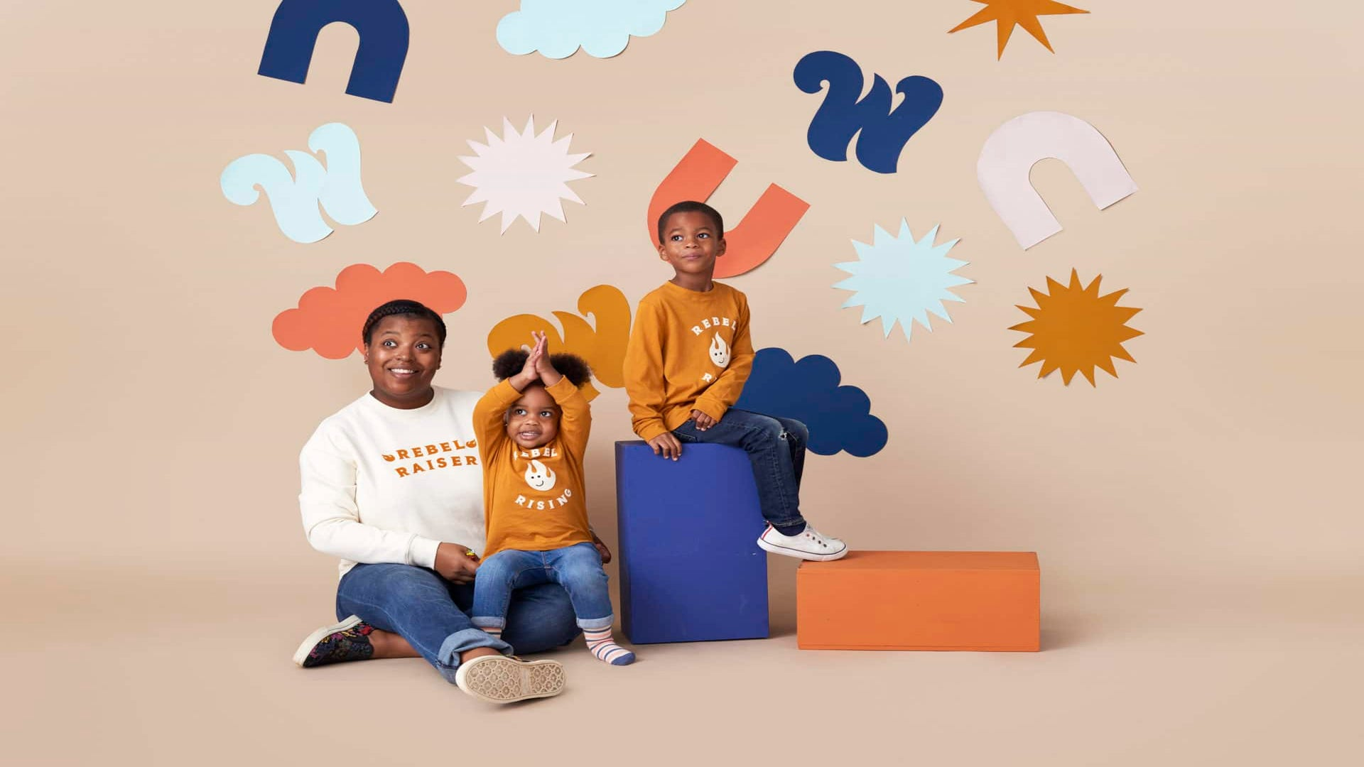 The Wing's Adorable New 'Mommy & Me' Collection Is Just In Time For The Holidays
