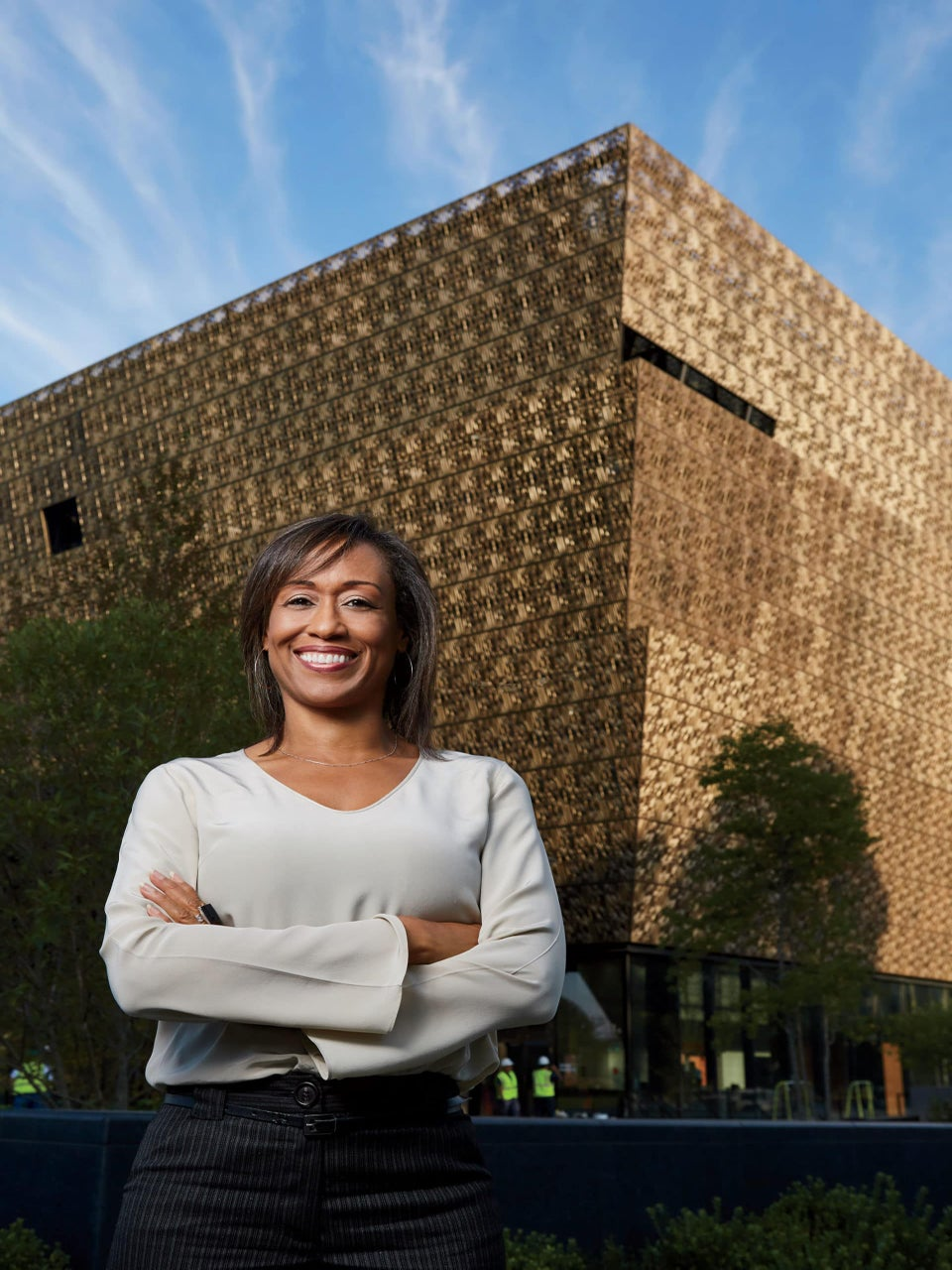 This Black Woman Architect Boldly Honors The Past While Mentoring A New Generation