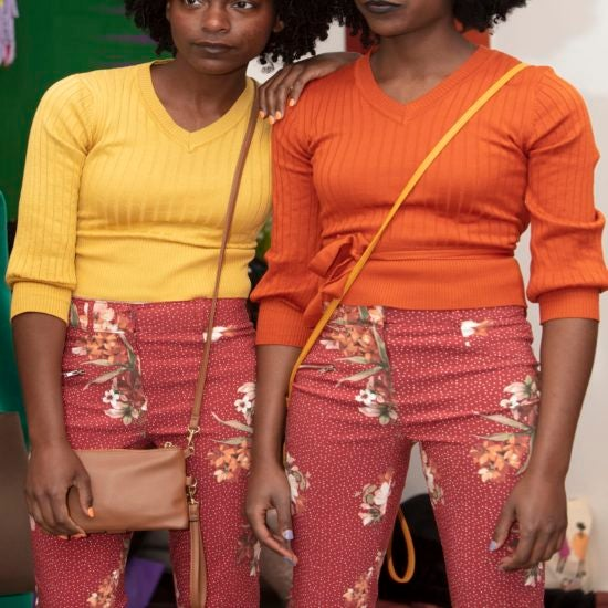 Big Hair And Afro-Chic Street Style Ruled At Susan Oludele's Book Launch