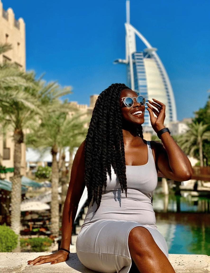 Dubai sex women in Black Women