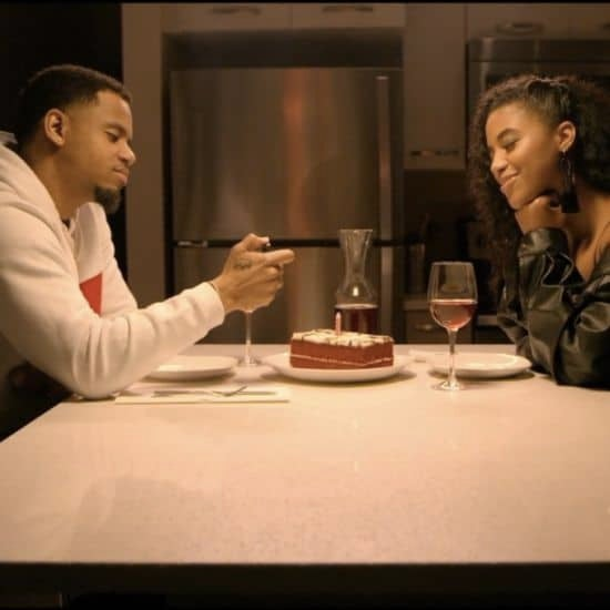 R&B Songstress Ayanis Taps Mack Wilds In Video For New Cuffing Season Bop, 'Wait A Minute'